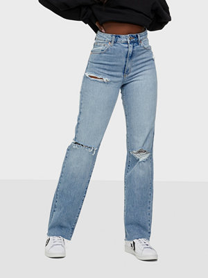Abrand Jeans A '94 HIGH STRAIGHT RIP