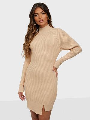 Bardot Mini Rib Knit Dress