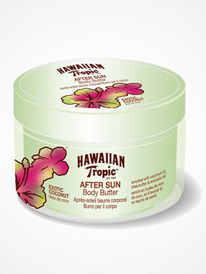 Kropp - Hawaiian Tropic Body Butter Coconut 200 ml Transparent
