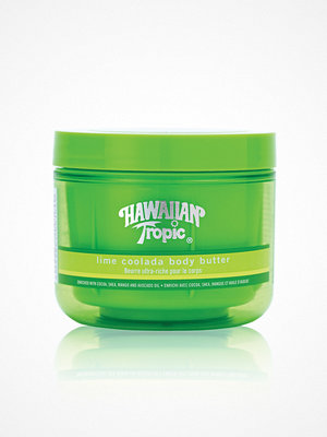 Kropp - Hawaiian Tropic Body Butter Lime Coolada 200 ml Transparent