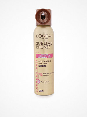 Kropp - L'Oréal Paris Self-Tanning Dry Spray for Body 150 ml Bronze