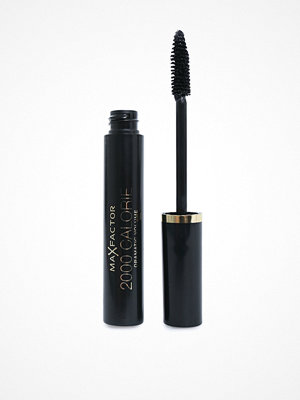 Makeup - Max Factor 2000 Calorie Mascara Rich Black