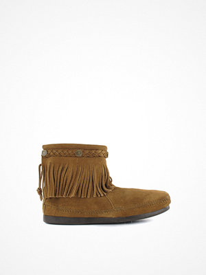 Minnetonka Hi Top Back Zip