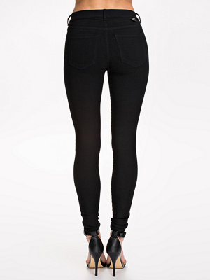 Dr. Denim Plenty Denim Leggings Svart