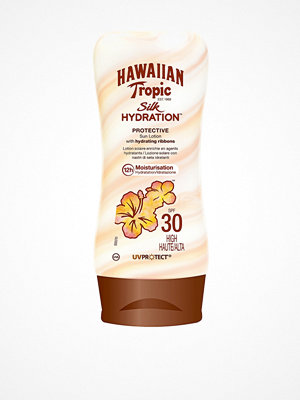 Solning - Hawaiian Tropic Silk Hydration Protective Sun Lotion SPF 30 180 ml