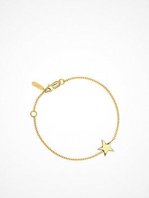 SOPHIE By SOPHIE gult smycke Star Bracelet Guld