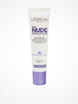 Makeup - L'Oréal Paris Nude Magique BB Cream Light