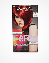 Hårprodukter - L'oréal Paris Permanent Hair Color 6,66