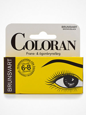 Makeup - Coloran Eyebrow Color 4-6 weeks Svart/Brun