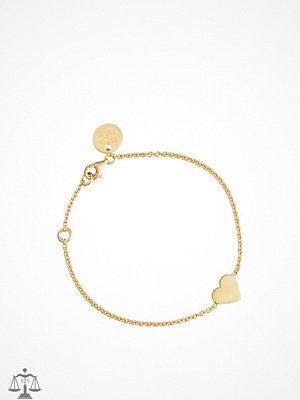 SOPHIE By SOPHIE armband Heart Bracelet Guld