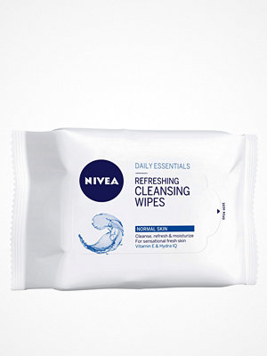 Ansikte - Nivea Refreshing Cleansing Wipes 25 pcs Transparent