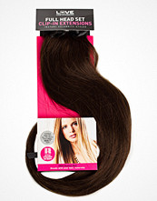 Love Hair Human Hair Full Head Set