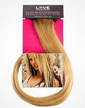 Love Hair Human Hair Single Clip