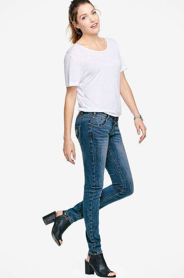 One Teaspoon Jeans Blue York Hoodlums