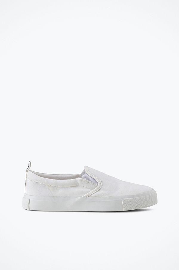 Ellos Sneakers Cassie slip-on - Sneakers   streetskor online ... a5acd0c35b
