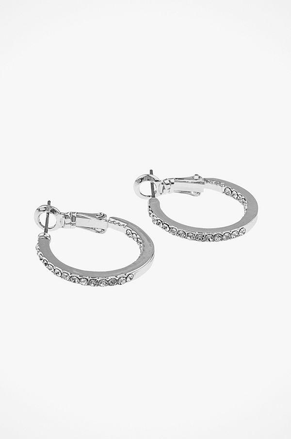 SNÖ of Sweden smycke Örhänge Story Small Ring
