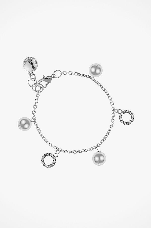 SNÖ of Sweden smycke Armband Doris Charm