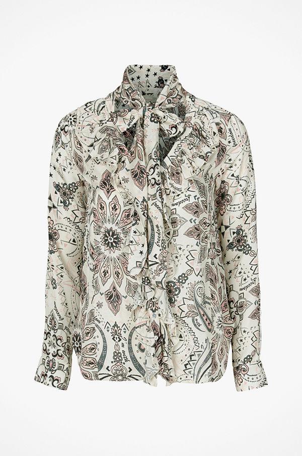 Odd Molly Knytblus Triumph Shirt - Blusar online - Modegallerian ac76771d9670e