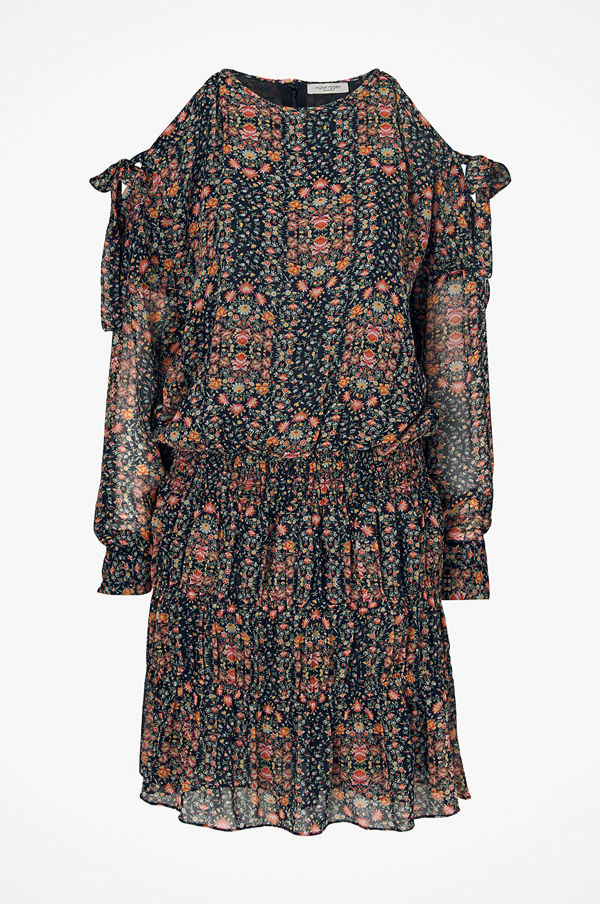 Hunkydory Klänning Floral Tie Dress