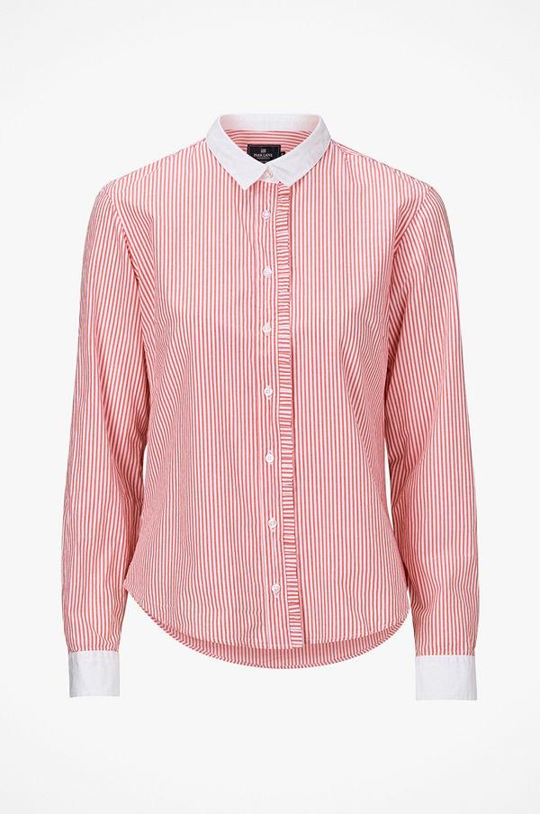 Park Lane Skjorta med volang - Skjortor online - Modegallerian da9eabed58cb1