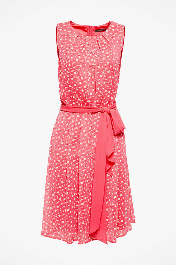 Esprit Klänning Dotted Plumeti Dress