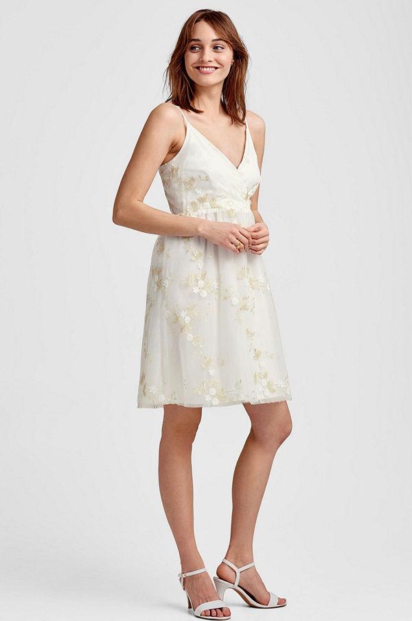 Esprit Klänning Tulle Wedding E Dress