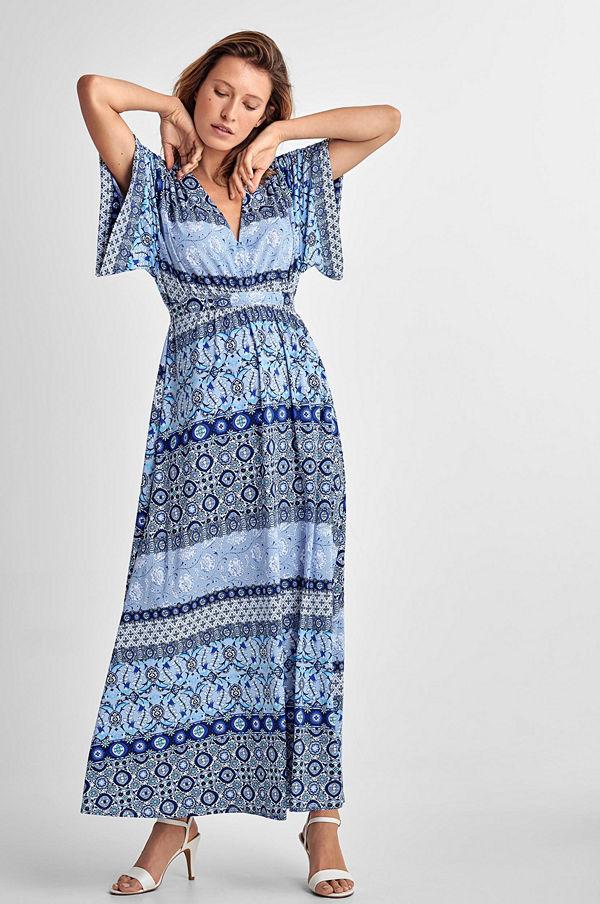Ellos Maxiklänning Carina - Modegallerian 28032af5ca911
