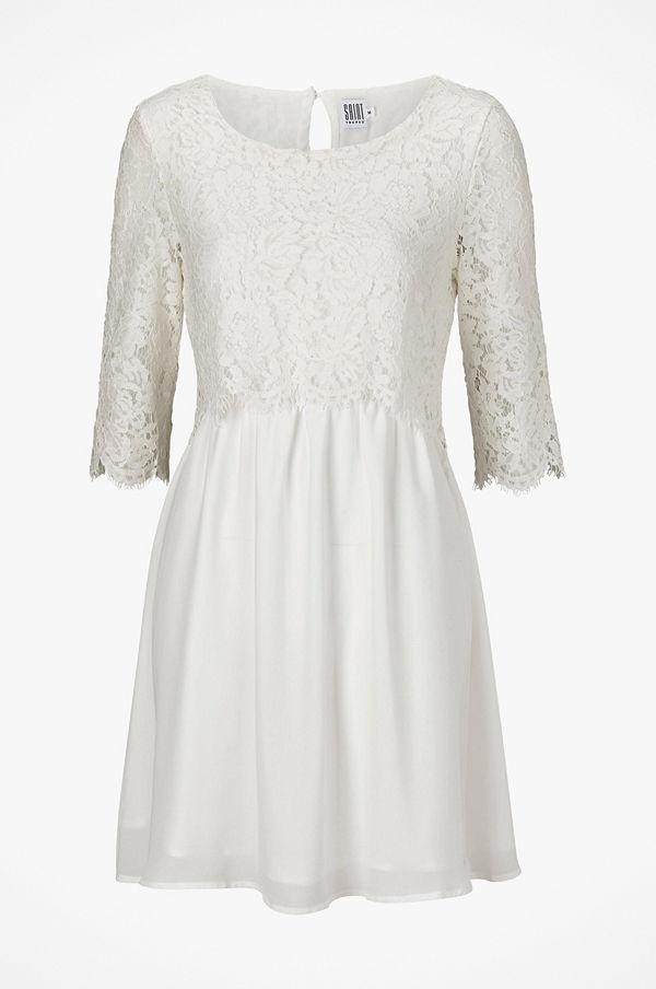 Saint Tropez Klänning Party Dress W Lace - Klänningar online ... 249ca2e5ec3a1