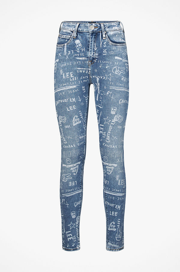 Lee Jeans Scarlett High, slim fit
