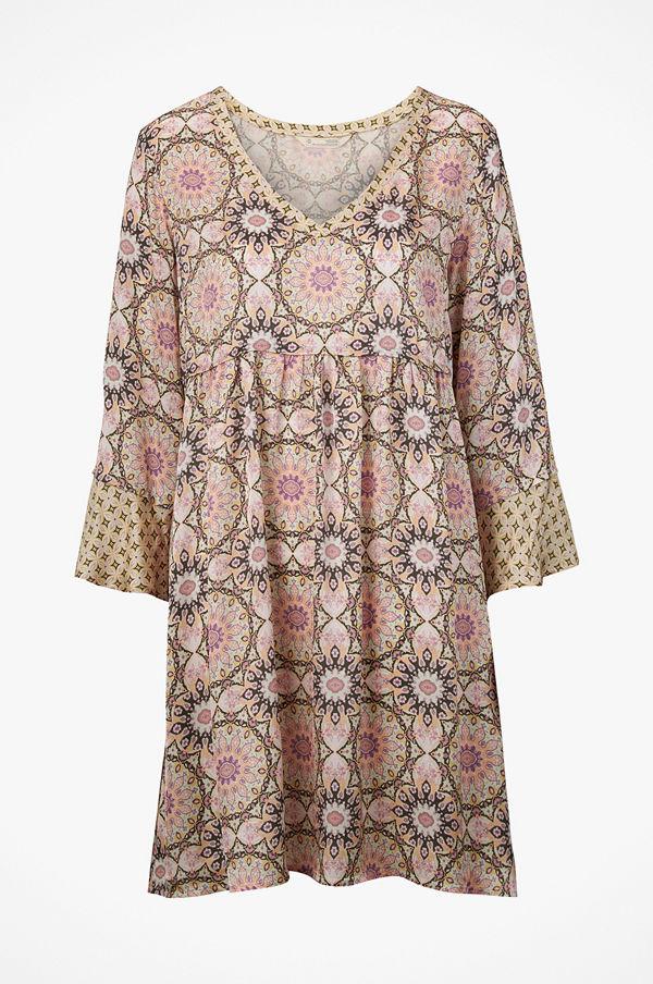 Odd Molly Klänning Honey-Coated Dress