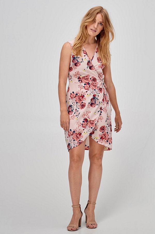 935e287f672d Vero Moda Klänning vmAne S/L Short Dress - Festklänningar online ...