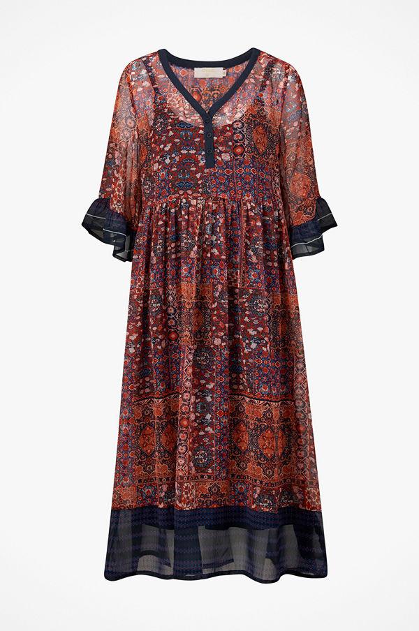 Cream Klännning Lavy Dress