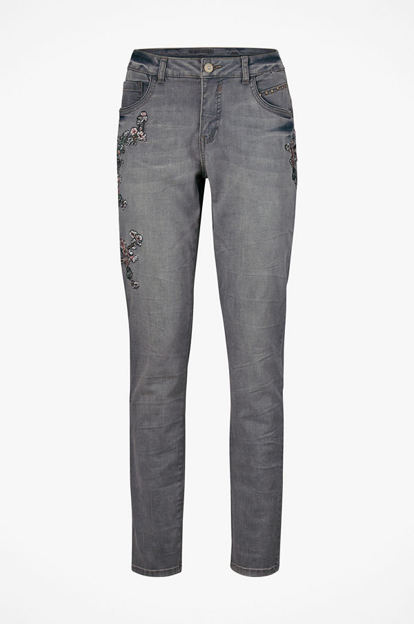 Cream Jeans Bird - Baiily Fit