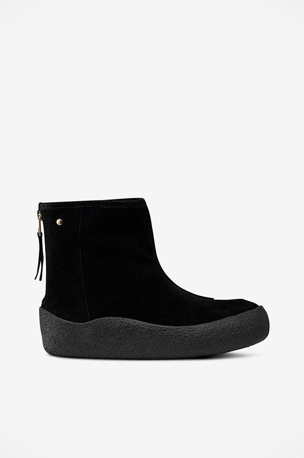 Ellos Boots Lily curling