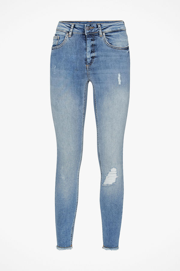 Only Jeans onlBlush Ank Raw Skinny