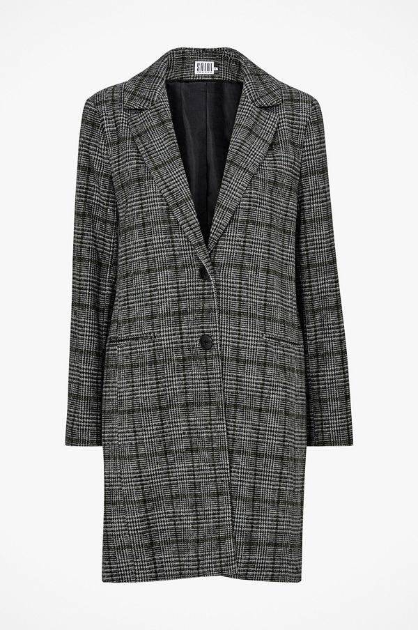 Saint Tropez Kappa Check Coat