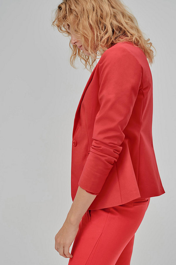 Vero Moda Kavaj vmVictoria LS Blazer - Kavajer   kostymer online ... 46e1c09d10