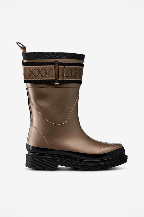 Ilse Jacobsen Gummistövlar 3/4 Rubber Boots från Ilse Jacobsen