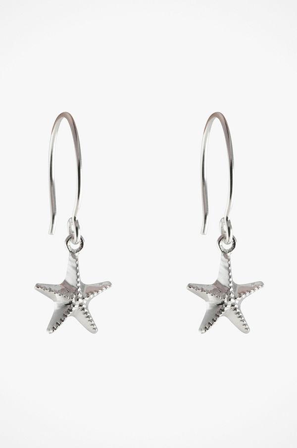 Syster P smycke Örhängen Beaches Starfish