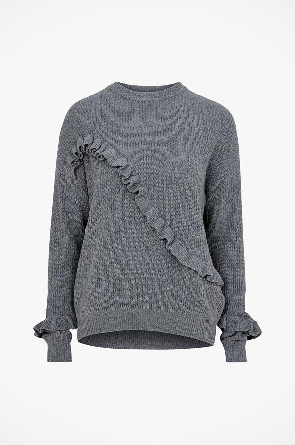 Twist & Tango Tröja Sonja Frill Sweater