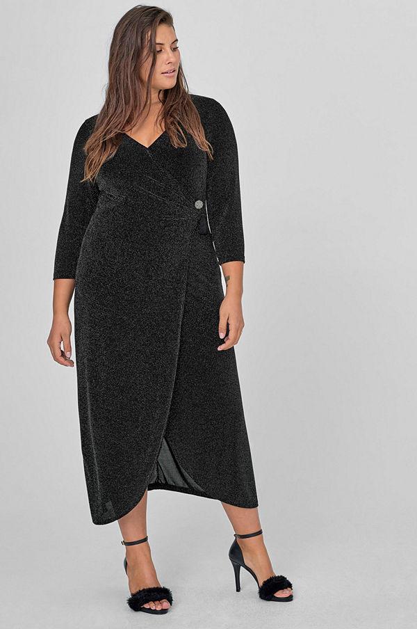 8346ceddf4c7 Ellos Maxiklänning Tilly, glittrig - Festklänningar online ...