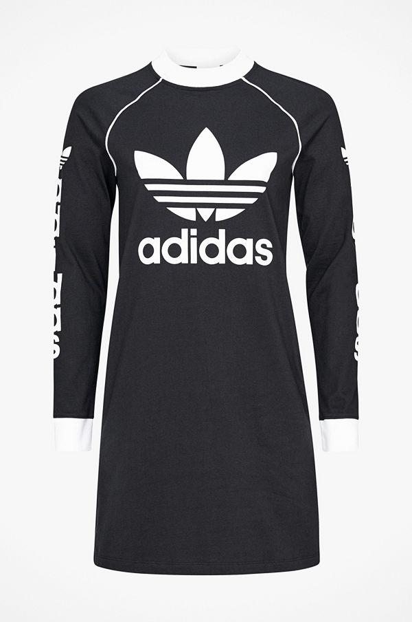 Adidas Originals Klänning i bomullstrikå