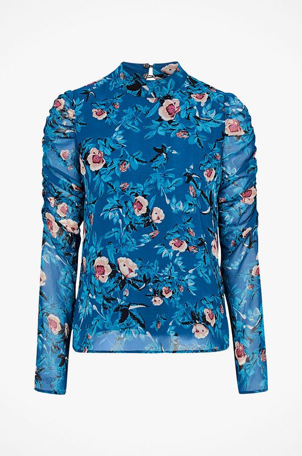 Vero Moda Blus vmKaren LS High Neck Top - Blusar online - Modegallerian c3084b37f2c68