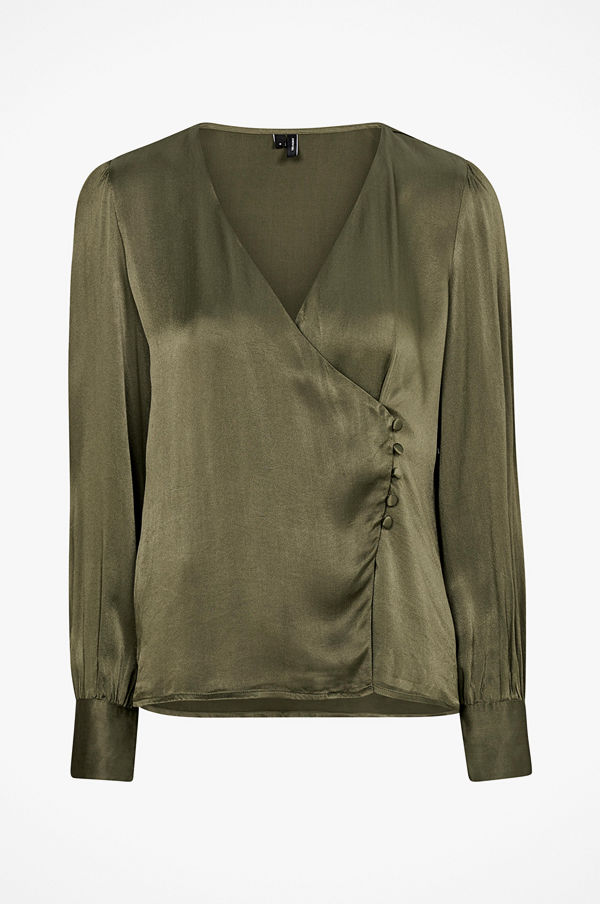 Vero Moda Blus vmNaomi L/S Button Top