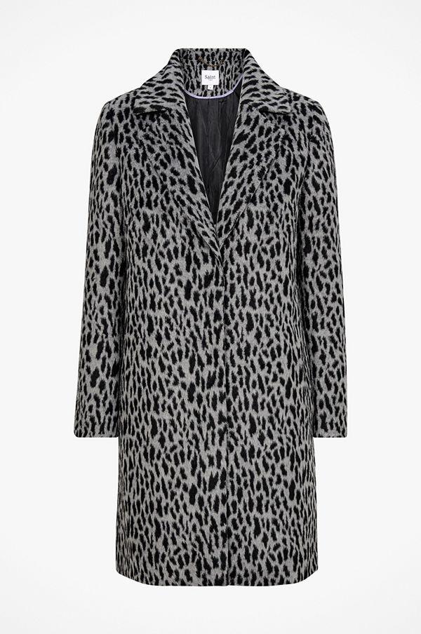 Saint Tropez Kappa Animal Printed Coat