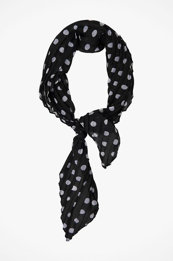 Ellos Plisserad scarf / sjal