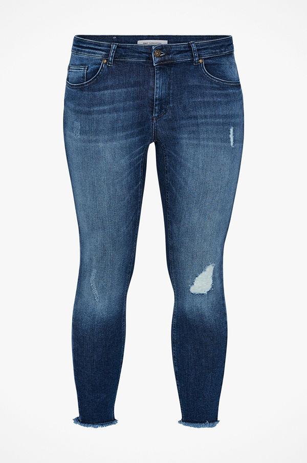 Only Carmakoma Jeans carWilly Reg Skinny Ank