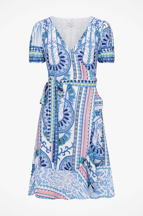 By Malina Omlottklänning Alba Mini Dress