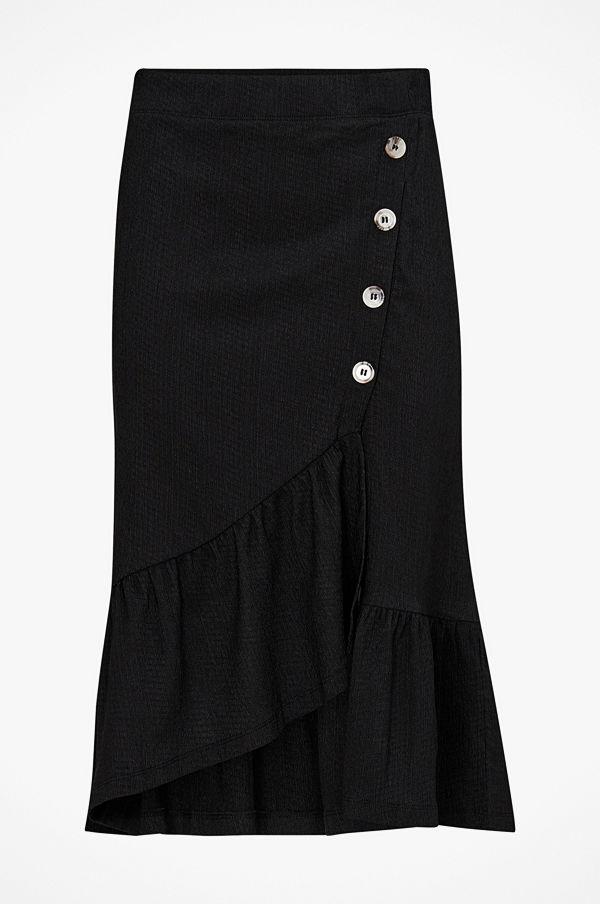 Vero Moda Kjol vmEmily Button Wrap Skirt