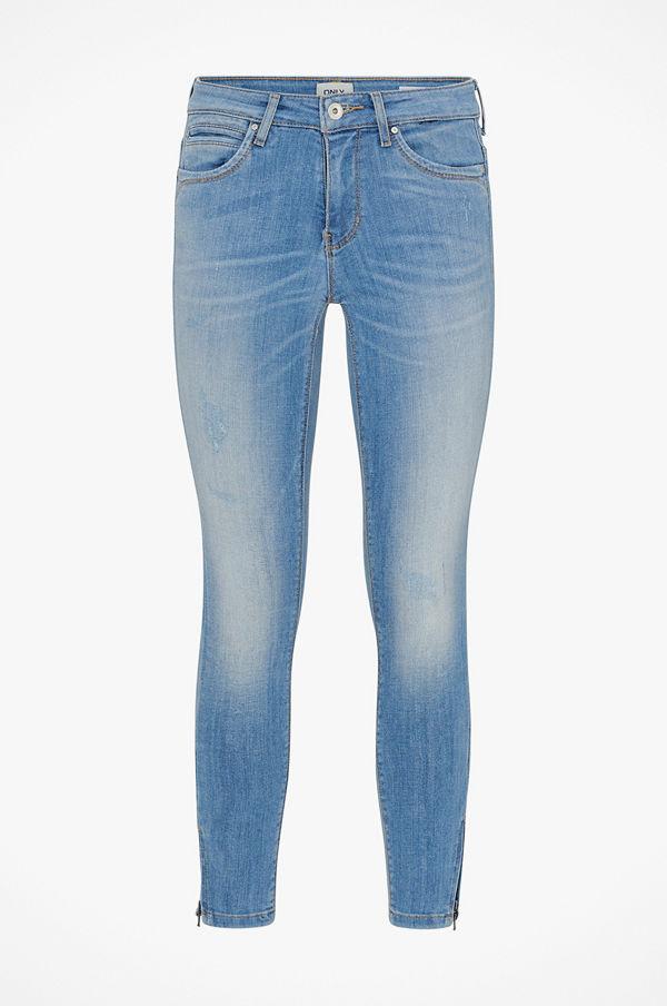 Only Jeans onlKendell Reg Ankle Zip Jeans